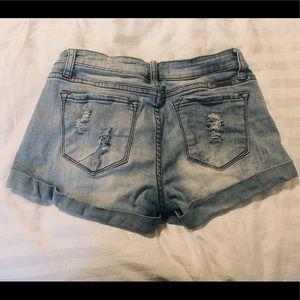 KanCan Shorts - Distressed shorts